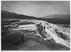 Jupiter Terrace (YellowstoneNPS) Tags: jackson heritagemuseum gardiner mt usa