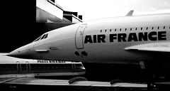 CONCORDE AIR FRANCE F-BVFC (209) AU MUSEE AEROSCOPIA  A   BLAGNAC (jleroch) Tags: concorde air france fbvfc blagnac toulouse aeroscopia supersonique aerospacial