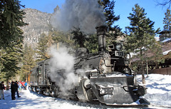 DSNG473_2009-12-26 12-41-09bf_AnimasRiverGorgeCO (br64848) Tags: narrowgauge steam dsng durango colorado snow cascadewye