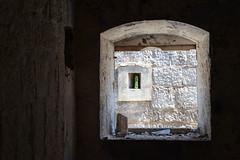alla finestra - at the window (francesco melchionda) Tags: lustica colors war windows decay decadence urbex urbanexploration explore abandoned