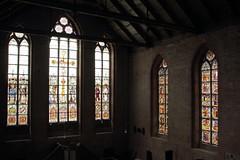 Mittelalterliche Glasfenster (julia_HalleFotoFan) Tags: klosterkirchestmarien fenster glasfenster glasmalerei