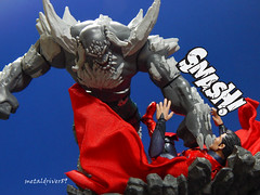 Doomsday! (metaldriver89) Tags: doomsday doom steel manofsteel batmanvsuperman v vs mattel dc multiverse dcmultiverse dccollectibles cowl darkknight dark custom cloth cape customcape dcuc universe classics batmanunlimited legacy unlimited actionfigure action figures toys matteltoys new52 new 52 acba articulatedcomicbookart articulated comic book art movie dccomics gotham gothamcity actionfigures figure toyphotography toy photoshop outdoor toysrus customfigure clothcape indoor mafex medicom shfiguarts figuarts tamashii nations injustice