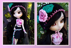 Lovely Inspiration Number 10 (Marieta (Dama Mzar)) Tags: outfit handmade groove pullip nero junplanning outfithandmade yuusutzu mzarstreasure