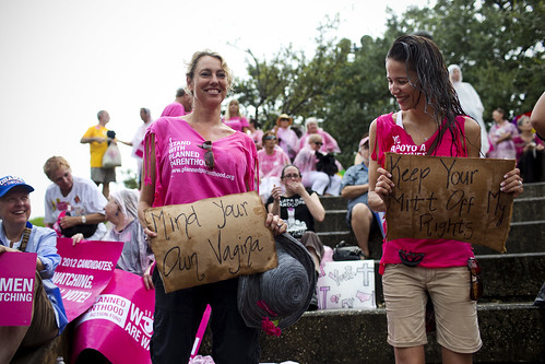 From flickr.com: Planned Parenthood {MID-70168}