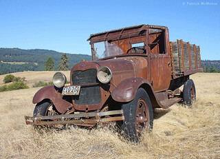 Canyon King - 1920s Ford Truck - Eastern Oregon