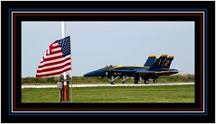 Happy Labor Day (Rx Eman.) Tags: ohio airport cleveland airshow blueangels ech rxemanphotography