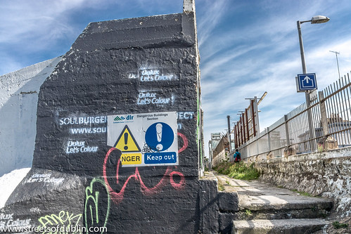 Blackrock Baths Are To Be Demolished (Ireland)