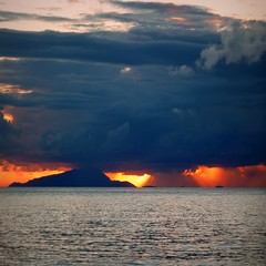 A Cauldron's Calling (jjamv) Tags: travel sunset sea italy clouds volcano capri europe italia tramonto mare campania nubes mountvesuvius pompeii napoli naples vesuvius sorrento vesuvio ischia amalfi nwn castellammaredistabia thegalaxy montevesuvio 100commentgroup mygearandme mygearandmepremium jjamv julesvtravel galleryoffantasticshots flickrstruereflection1 flickrstruereflection2 rememberthatmomentlevel1 rememberthatmomentlevel2 acauldronscalling