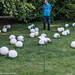 A Good Gawk by Sandra McCowen: Sculpture In Context 2012 at the National Botanic Gardens
