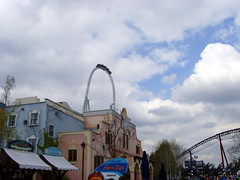 Stealth (ThemeParkMedia) Tags: park uk london tourism united kingdom thorpe merlin roller stealth rides excitement coaster staines entertainments