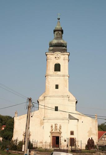 The old church of Devín