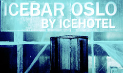Ice lips (Vulpes4) Tags: cold ice oslo bar club drink alcohol cube vodka icebar nightlife scandinavia icecube icehotel