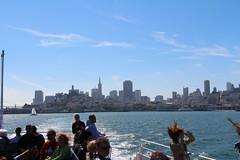 San Francisco skyline (festivalos) Tags: bridge tower art car museum modern square golden bay pier gate san francisco sailing union cable muni seal 39 coit lombard 2012