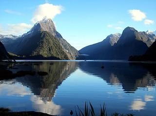 Mitre Peak, Milford Sound - NZ #1