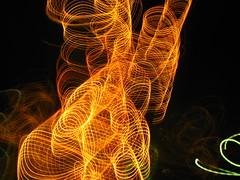 joburg (meeeeeeeeeel) Tags: africa lightpainting yellow night dark southafrica lights nightlights dancing swaziland icm cameramovement intentionalcameramovement africannights