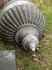 (Shane Henderson) Tags: cemetery grave graveyard urn pittsburgh acorn fallen homewoodcemetery knockedover pointbreeze