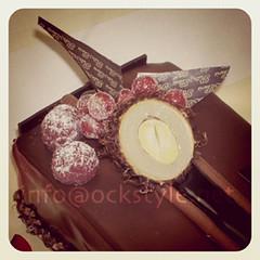 Chocolat, Gâteau au Chocolat Ritz