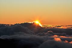 Rise & Shine.... (Explored) (Withattitude_R) Tags: sunrise hawaii maui haleakala stunningskies