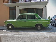 LADA 1500 / VAZ-2103 (ClassicsOnTheStreet) Tags: ma810f lada 1500 vaz 2103 sedan saloon classic oldtimer pkw voiture russisch russian su fiatlicentie fiatlicense podgora croatia kroatië 2012 21031500 vaz2103 lada1500