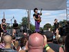 IMG_0361 (pictureit17) Tags: ariel canon drums jump bass guitar icon pa mohawk pointandshoot bassguitar purplehair spikedhair shippensburgpa shippensburg fohawk poweshot a3300 pinkducttape shawnjump purpleskinnyjeans annashaffer rockstarstage pictureit17 iconforhire