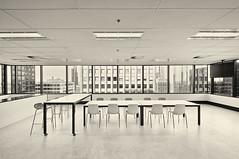 Office kitchen B&W (Ian_c_d) Tags: urban bw kitchen landscape blackwhite office interior sigma merrill sd1 816mm