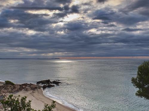 Amaneceres azules de tormenta (II) / Blue Stormy Sunrises (#2)