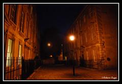The Ghost Light (DameBoudicca) Tags: street greatbritain inglaterra light england house licht casa bath streetlight nacht britain spirit ghost haus eerie spooky via gata angleterre maison rue geist nuit fantasma notte natt hus fantôme inghilterra ande ljus grossbritanien storbritannien spöke nachte bestevercompetitiongroup creativephotocafe