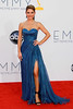 Maria Menounos 64th Annual Primetime Emmy Awards, held at Nokia Theatre L.A. Live - Arrivals Los Angeles, California