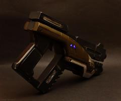 Predator Heavy Pistol (Tsabo Tsaboc) Tags: impact pistol mass effect gs props n7 tfx