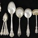 Lot 2007.  (11) Assorted Sterling Silver Servers