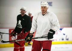 2012-09-26_189_web (Jamie Kellner (photo archives)) Tags: hockey practice lockout rci carolinahurricanes nhlpa theplayers joecorvo raleighcenterice
