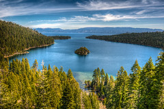Emerald Bay (karjul) Tags: california blue vacation usa lake green see nikon urlaub insel april grn blau sierranevada amerika isle 2012 kalifornien emeraldbay southlaketahoe ort d90 deadmansisland nordamerika topshots emeraldisland fanetteisland photosandcalendar laetahoe stateroute89 worldwidelandscapes baranoffisland hermitsisland panoramafotogrfico theoriginalgoldseal mygearandme mygearandmepremium mygearandmebronze mygearandmesilver mygearandmegold flickrsportal blinkagain flickrstruereflection1 flickrstruereflection2 flickrstruereflection3 flickrstruereflection4 flickrstruereflectionlevel1 magicmomentsinyourlifelevel1 coqueteisland onlythebestofflickr