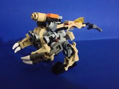 "XJM-CFM-26 ""Goyit"" (Falas RDM) Tags: lego frame mecha mech mfz mf0 mobileframezero mobileframezerorapidattack"