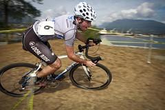 New Brighton Super Cross - Brett Wakefield (orbital-vancouver) Tags: vancouver canon brodie bikes sigma cx bicycles biking cyclocross newbrighton newbrightonpark sigma1020 brodiebicycles newbrightonsupercross