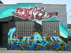 dire and kabel mos2012 (httpill) Tags: streetart chicago art graffiti dire tag graf meeting styles 2012 kabel edsk mos2012