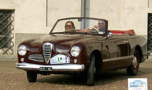 Alfa 1900 Farina