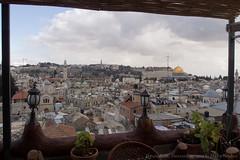Back to Jerusalem (LightNodes) Tags: palestine jerusalem middleeast olympus domeoftherock arab f22 issa 1211 alaqsa iso125 11600sec december2011 xz1 lightnodes lightnodes 28mmfe stencilage hashemihotel