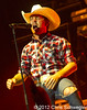 Justin Moore @ The Blood, Sweat & Beers Tour, Joe Louis Arena, Detroit, MI - 10-04-12