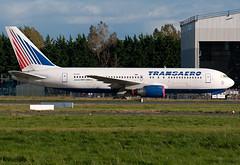 EI-CZD Boeing 767-216ER (Irish251) Tags: ireland airport shannon parked boeing tso retired wfu 767 snn stored 767200 einn transaero eiczd 767216er