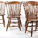 64. (6) Pennsylvania House Windsor Dining Chairs