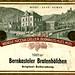 1961 - Bernkasteler Bratenhöfchen (Mosel)