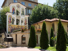 Bukarest (Rumnien), unterwegs in der City (bleibend) Tags: 2016 bukarest bucharest bucuresti rumnien romania olympus omd em5 olympusomd olympusem5 mft m43
