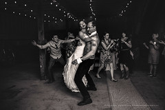 Swinging Bride (ArmanWerthPhotography) Tags: armanwerthphotography wedding weddingphotography weddingdance blackandwhite different interesting