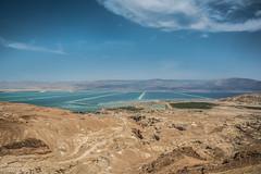 The Dead Sea (Moshe Ashkenazi Photography) Tags: blue sea sky beach dead nikon desert sp f di d750 28 mm dslr tamron vc usd 2470