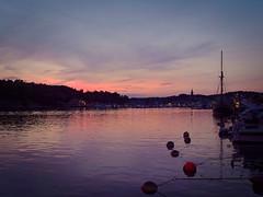 Grebbestad by Night (JakobPer) Tags: grebbestad olympus 1240mm f28 pro omd em5