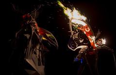 attrata-26 (Michael Prados) Tags: leattrata therm burningman burningman2016 bm2016 fireart sculpture