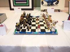 Chess set (Yuxuan.fishy.Wang) Tags: bricksbythebay chess chessset lego santaclara california unitedstates us