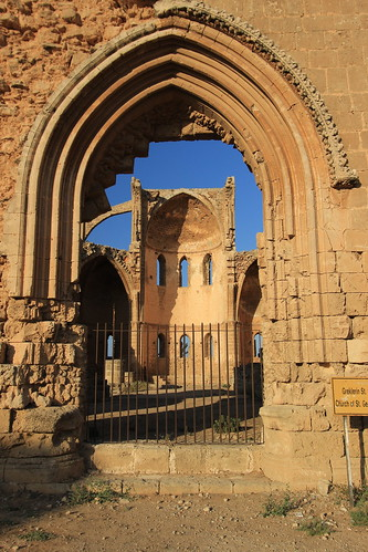 Derelict George Of The Greeks Orthodox Church, Walled City, Famagusta, Turkish Republic Of North Cyprus.