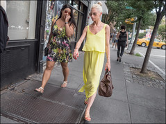 Mellow Yellow (The Urban Vogue) Tags: bladefoto blade branstrom bladebranstrom blog chic candid downtown fashion manhattan lowereastside newyork nyc louisvuitton street streetstyle style streetfashion streetphotography soho theurbanvogue urban vogue summer city