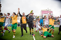 Homeless World Cup 2016. George Square, Glasgow, Scotland - 10th July 2016 (Homeless World Cup Official) Tags: hwc2016 homelessworldcup aballcanchangetheworld thisgameisreal streetsoccer glasgow soccer germany australia team squad celebration scotland